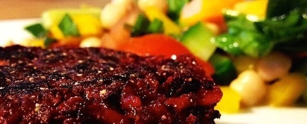 Rødbedebøffer - nem rødbedebøf opskrift der bare smager
