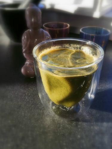 skvalderkål opskrift - Juice rig på vitaminer