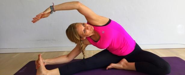 sidestræk, yoga