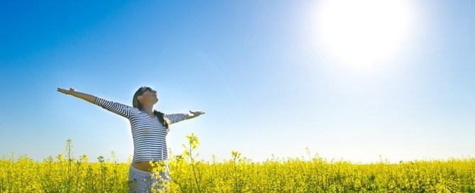 yoga lykkefølelse