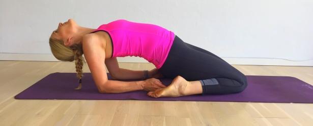 sofastilling, yogastræk