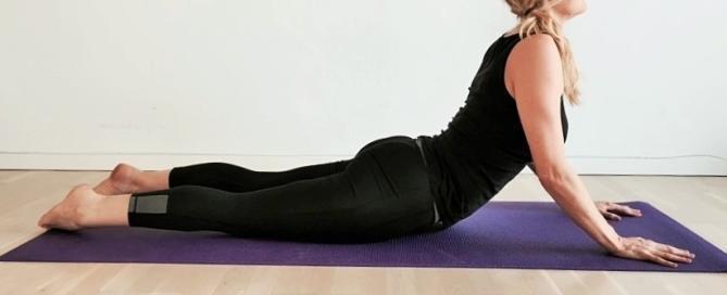cobra, yogastilling