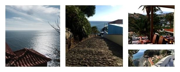 Udsigt Madeira yogarejse