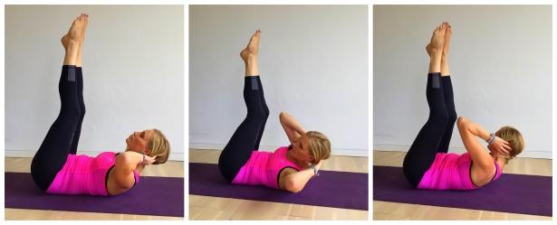 klassisk mavebøjning, yoga
