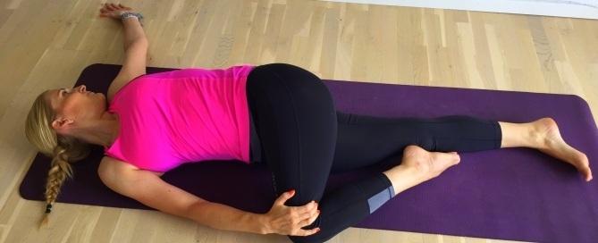 universalstræk, yoga, iskiasnerven