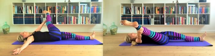 opvarmning yoga