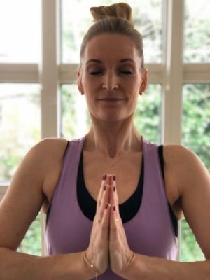 silence yoga