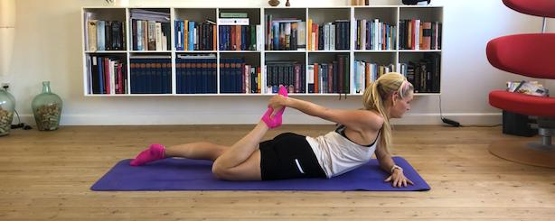 Løb + Yoga adidas DK adidas DK