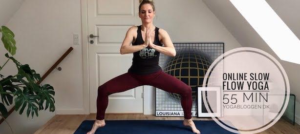 Yoga hjemmetræning